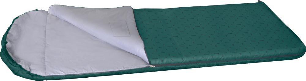 Спальный мешок-одеяло Nova Tour Карелия 450, цвет: нави, левосторонняя молния. 95214-306-00 цена