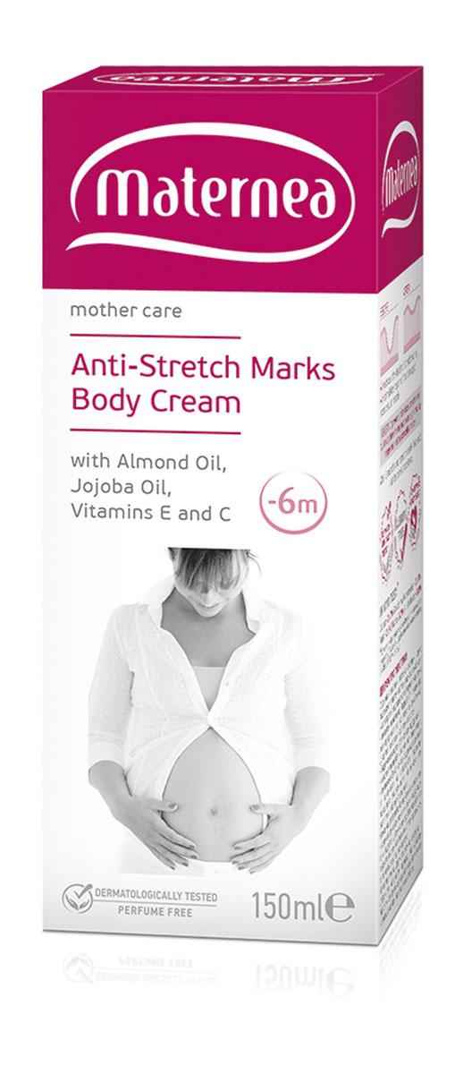 """Maternea Крем от растяжек """"Anti-Stretch Marks Body Cream"""", 150 мл"""
