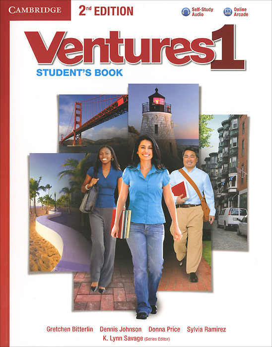 Ventures 1: Student's Book (+ CD-ROM) double dealing upper intermediate self study book [with audio cd x1 ]