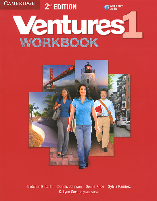 Ventures 1: Workbook (+ CD-ROM)