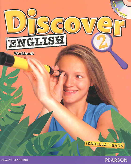 Discover English: Level 2: Workbook (+ CD-ROM) discover english level 1 test book
