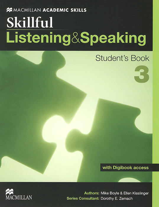 Skillfull Listening and Speaking: Student's Book: Level 3 bin zou computer assisted language learning for listening and speaking skills