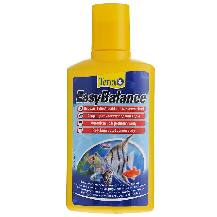 Кондиционер Tetra EasyBalance для стабилизации параметров воды, 250 мл кондиционер tetra easybalance для стабилизации параметров воды 250 мл
