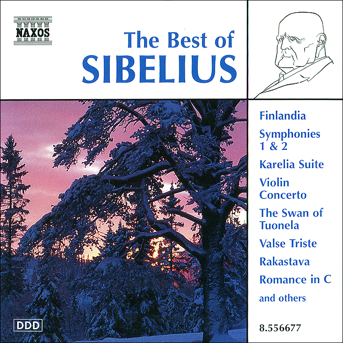 CSR Symphony Orchestra,Кеннет Сшермерхорн,Capella Istropolitana,Эдриан Липер,Slovak Philharmonic Orchestra The Best Of Sibelius джиорджио кроки хериберт байссель зольт дики евгений светланов антон нанут slovak philharmonic orchestra moscow rtv symphony orchestra 77 самых любимых мелодий mp3