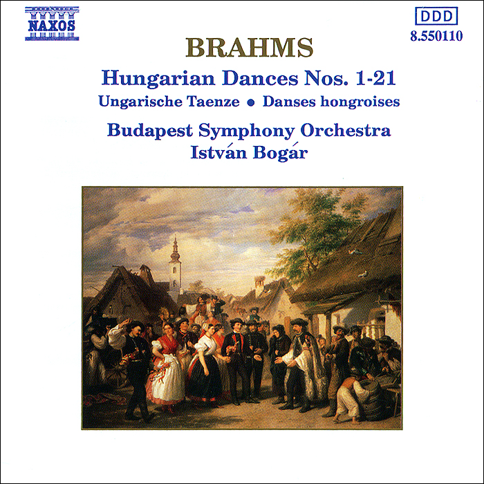 Марин Элсоп,Джерард Шварц,Кристоф Эшенбах,Vienna Philharmonic Orchestra,Berliner Philharmoniker,Seattle Symphony Orchestra,London Philharmonic Orchestra Brahms. Hungarian Dances Nos. 1-21 berliner philharmoniker лорин маазель тамаш вашари the london symphony orchestra юрий ахронович maazel vasary ahronovitch rachmaninov complete symphonies