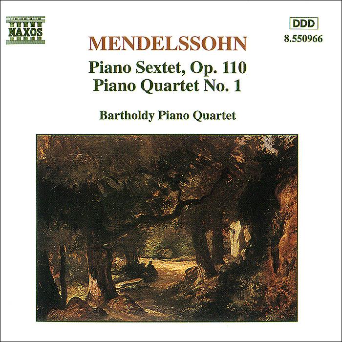 Bartholdy Piano Quartet Bartholdy Piano Quartet. Mendelssohn. Piano Sextet, Op. 110 / Piano Quartet No. 1