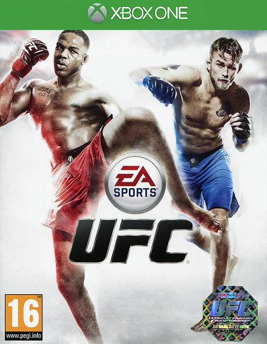 цена на EA Sports UFC (Хbox One)
