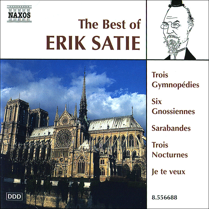 Клара Корменди,Orchestre Symphonique Et Lyrique De Nancy,Джером Кальтенбах The Best Of Erik Satie цена