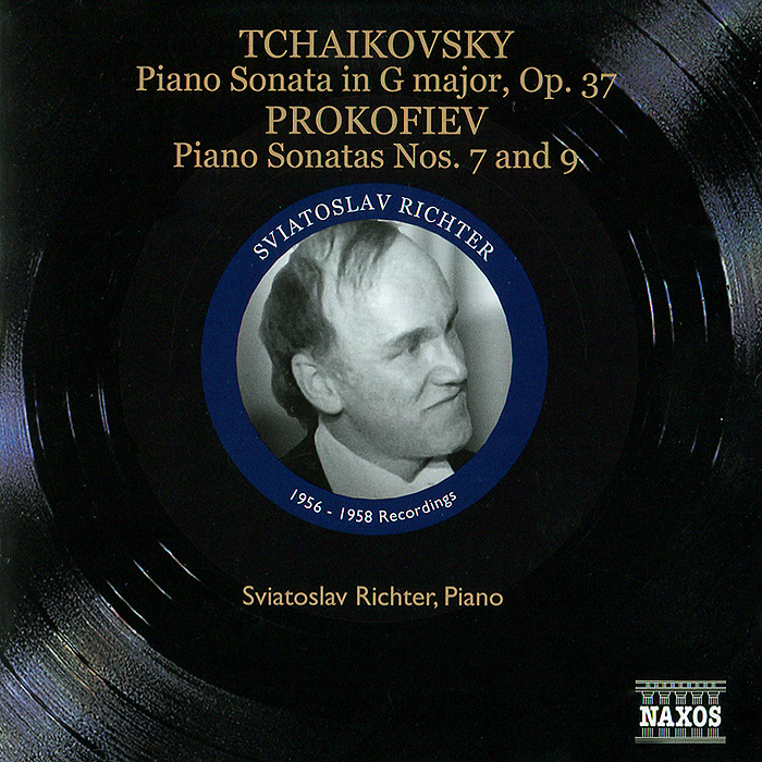 Святослав Рихтер Sviatoslav Richter. Tchaikovsky, Prokofiev. Early Recordings. Vol. 2 (1956-1958) цены онлайн