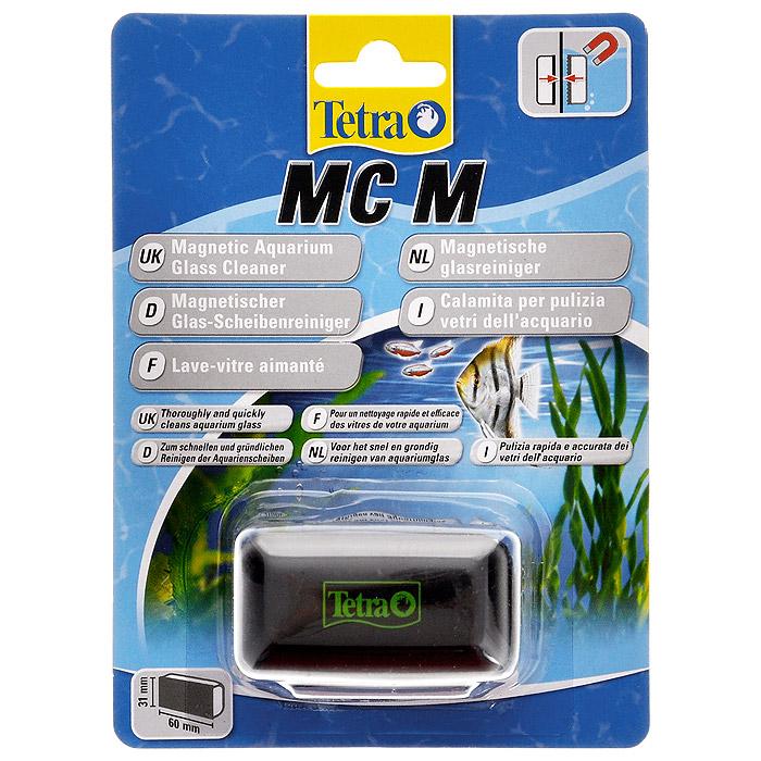 Скребок для аквариума Tetra MC M магнитный скребок для аквариума tetra mc m магнитный
