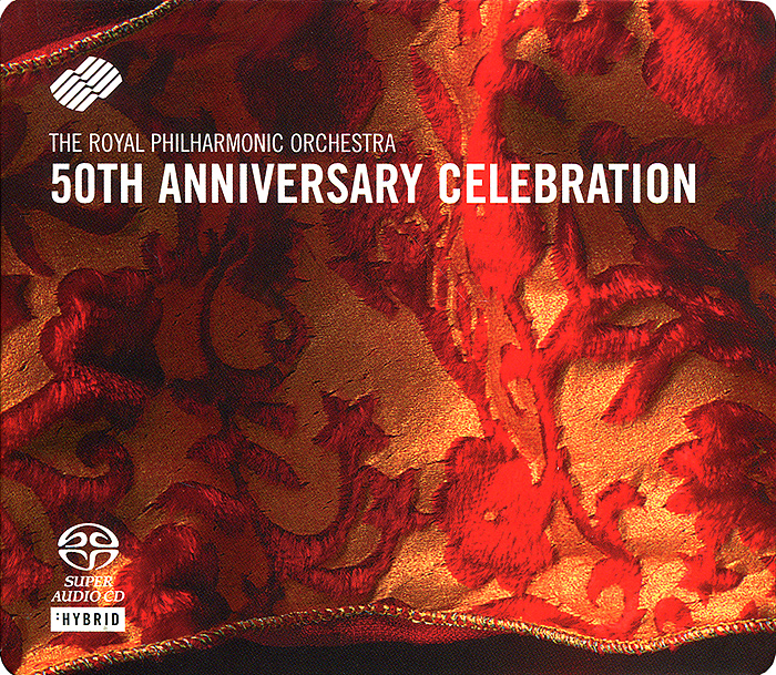 The Royal Philharmonic Orchestra The Royal Philharmonic Orchestra. 50th Anniversary Celebration недорго, оригинальная цена