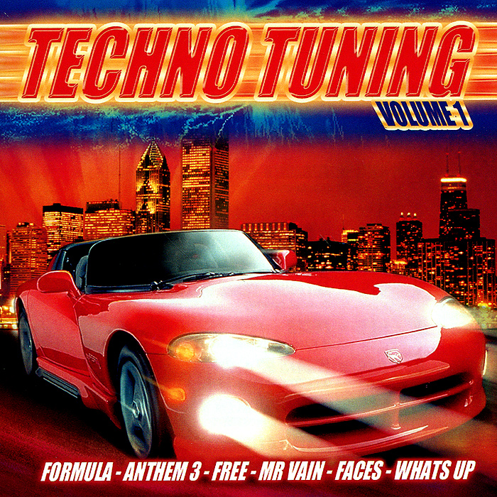 Techno Tuning. Volume 1 . ...