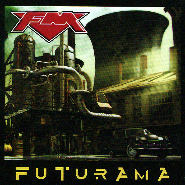 Фото - FM Fm. Futurama fm трансмиттеры