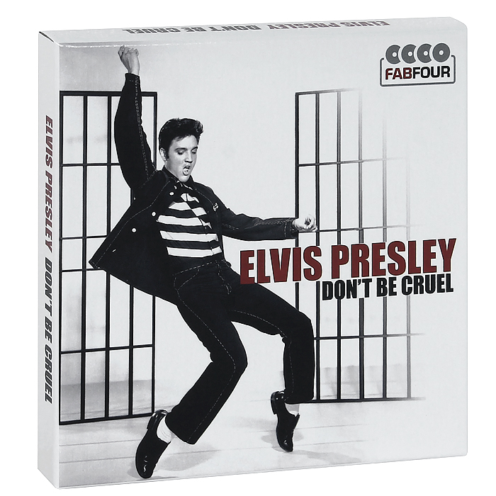 Элвис Пресли Elvis Presley. Don't Be Cruel (4 CD)