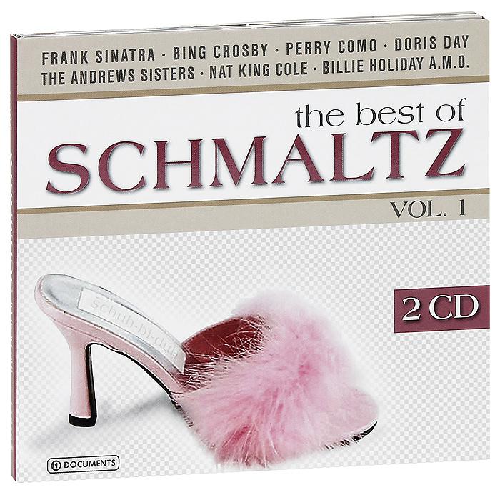 Нэт Кинг Коул,Бинг Кросби,Билли Холидей,Фрэнк Синатра,Пегги Ли,Элла Фитцжеральд,Мел Торме,Джо Стаффорд The Best Of Schmalz. Vol. 1 (2 CD) элла фитцжеральд бинг кросби нэт кинг коул дорис дэй билли холидей луи армстронг jazz duets 4 cd