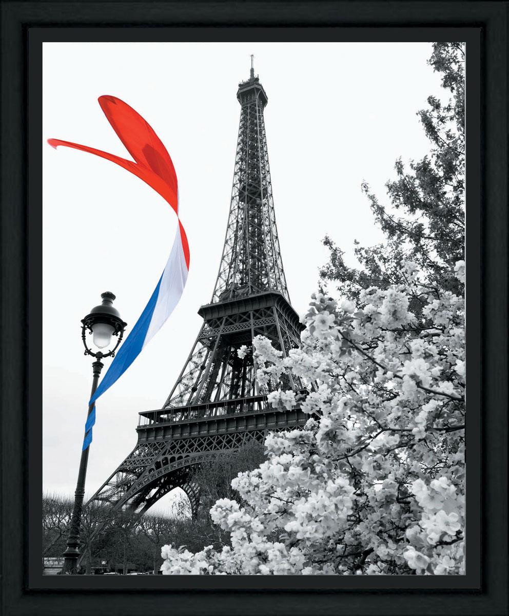 Постер в раме Postermarket Париж, 40 см х 50 см постер в раме венеция 40 x 50 см