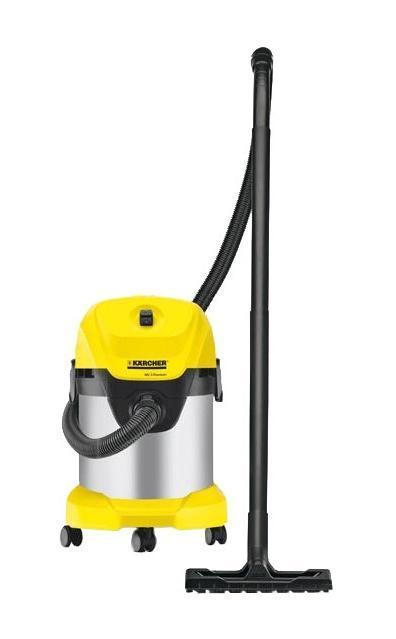 Хозяйственный пылесос Karcher WD 3 Premium EU-I. 1.629-840.0 пылесос хозяйственный сухой и влажной уборки shop vac super 30 i