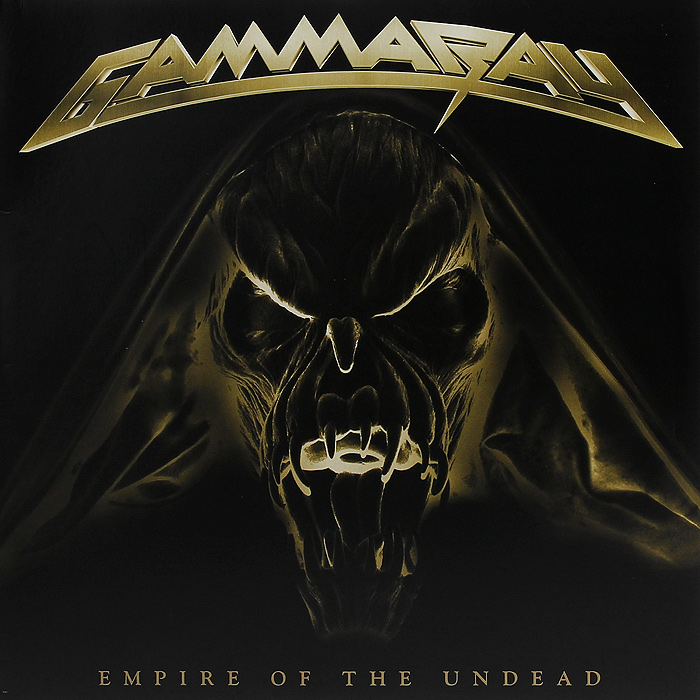 Gamma Ray Gamma Ray. Empire Of The Undead (2 LP) gamma ray gamma ray the best of 4 lp