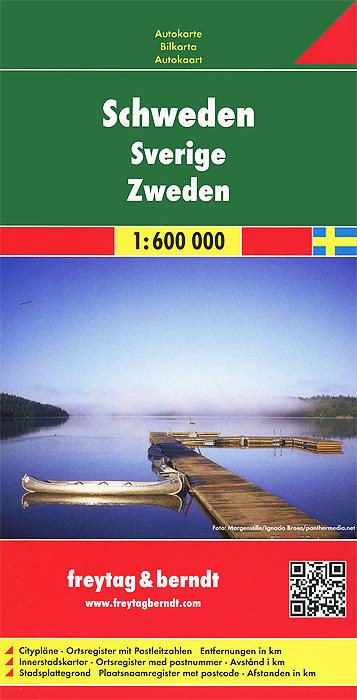 Sweden: Road Maps