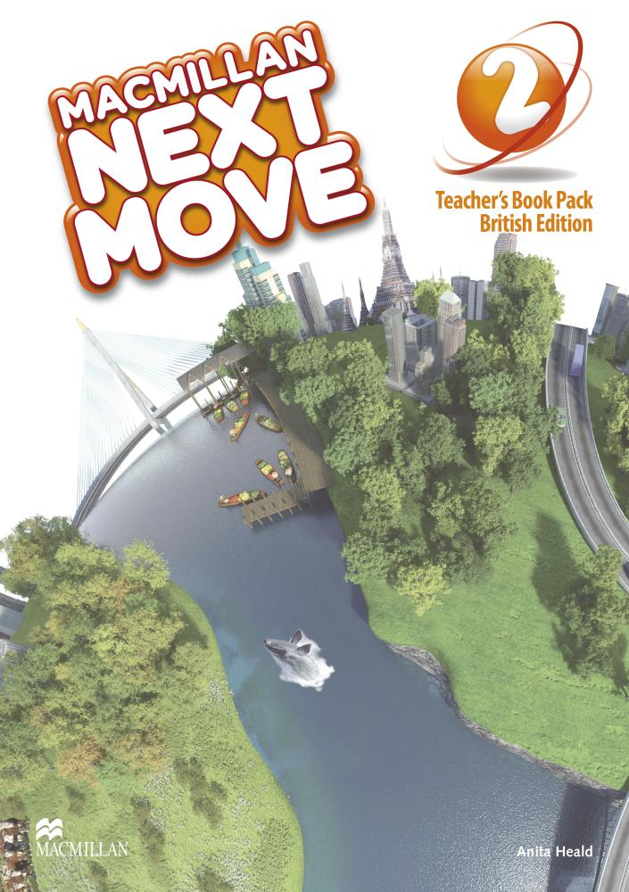 Next Move British English: Teacher's Book Pack: Level 2 beyond student s book pack level a2
