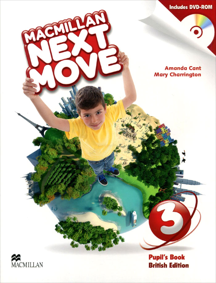 Macmillan Next Move 3: Pupil's Book (+ DVD-ROM) today level 3 teacher s book dvd rom