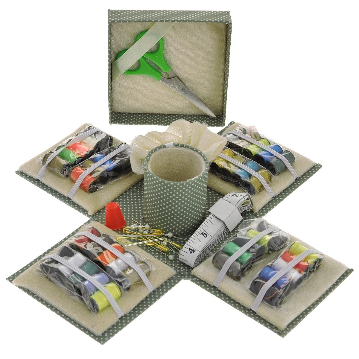 Набор для шитья Bradex Швея, 70 предметов для шитья сантиметр