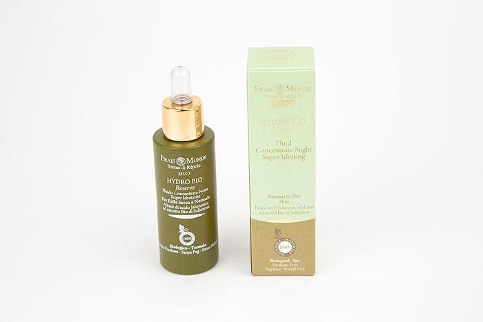 Frais Monde Флюид для лица Hydro Bio, ночной, концентрированный, для сухой и нормальной кожи, 30 мл крема для сухой кожи