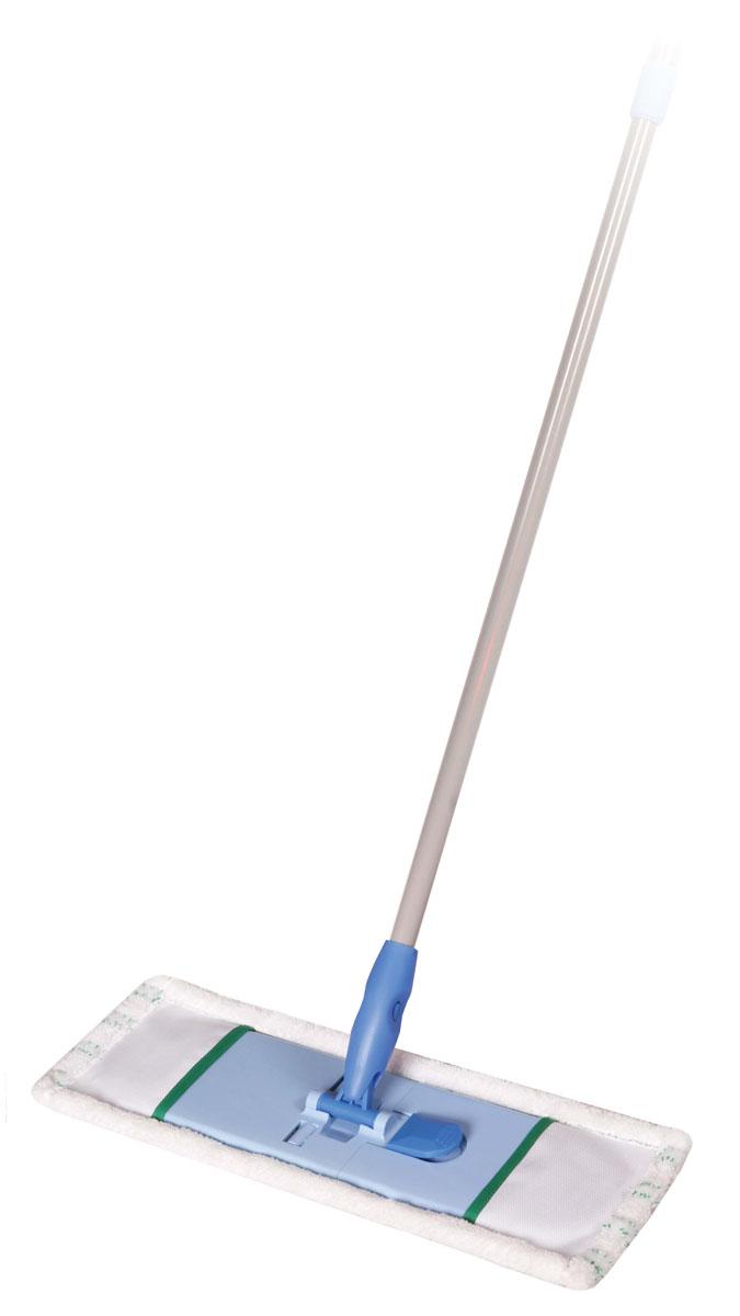 Швабра Hausmann, универсальная, с телескопической ручкой, 75-130 см виледа швабра ультрамат с телескопической ручкой