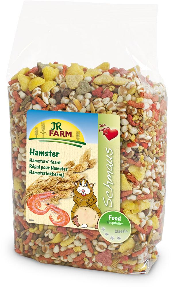 """Корм для хомяков JR Farm """"Classic"""", 600 г"""