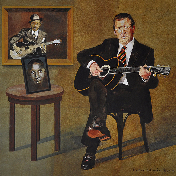 Эрик Клэптон Eric Clapton. Me And Mr. Johnson (LP) eric clapton eric clapton me mr johnson