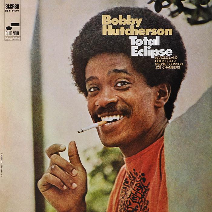 Бобби Хатчерсон Bobby Hutcherson. Total Eclipse (LP) бобби браун bobby brown the definitive collection