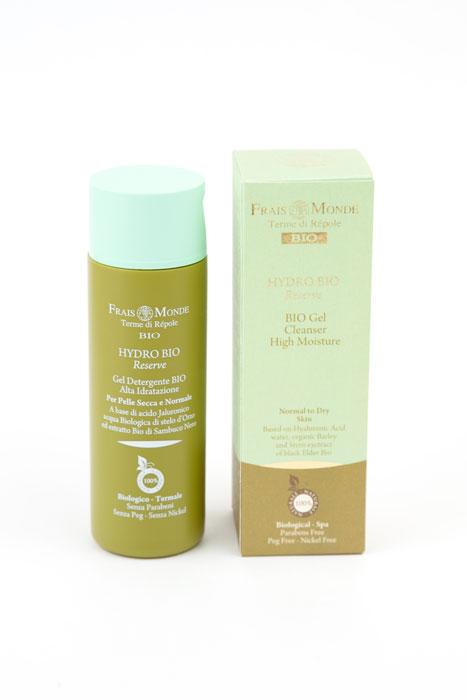 """Frais Monde Молочко для снятия макияжа и очищения кожи лица """"Hydro Bio"""", увлажняющее, очищающее, для сухой и нормальной кожи, 200 мл"""
