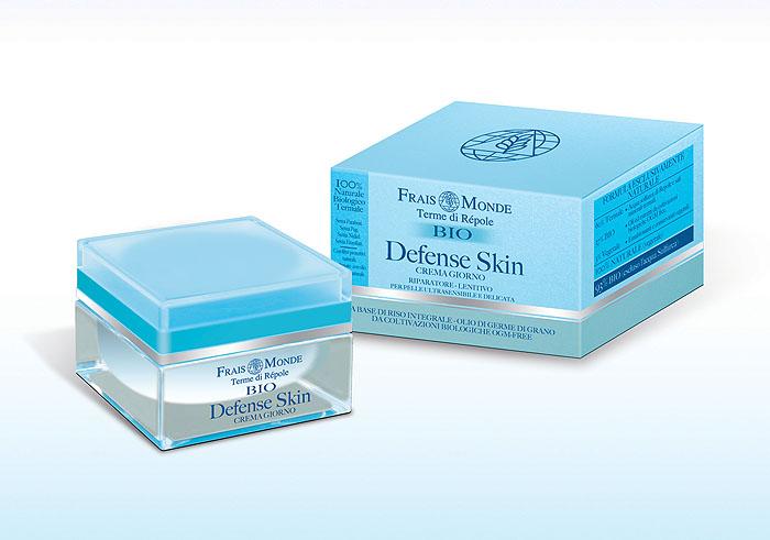"""Frais Monde Крем для лица """"Bio Defense Skin"""", дневной, смягчающий, для тонкой и очень чувствительной кожи, 50 мл"""