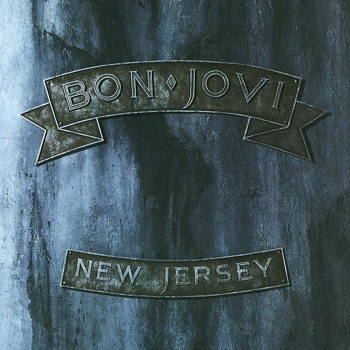 Bon Jovi Bon Jovi. New Jersey bon jovi crush 2 lp