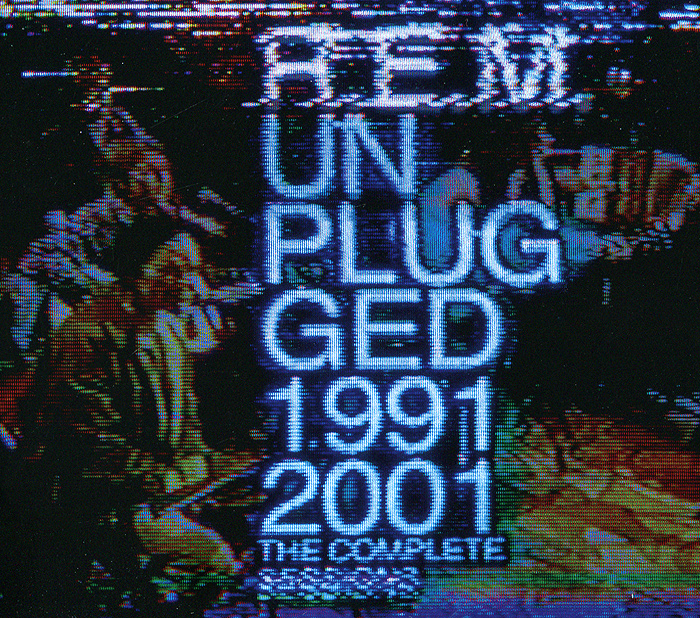 R.E.M. R.E.M. Unplugged 1991 & 2001. The Complete Sessions (2 CD) лорин хилл lauryn hill mtv unplugged 2 0 2 cd