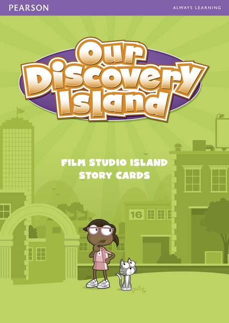 Our Discovery Island 3 Storycards цена и фото