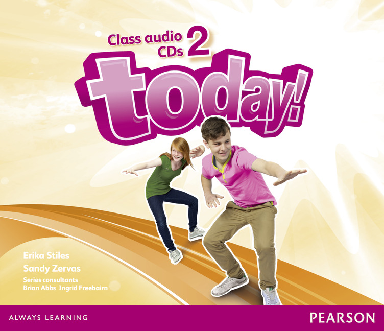 Today! 2 Class Cd relaxation 2 cd