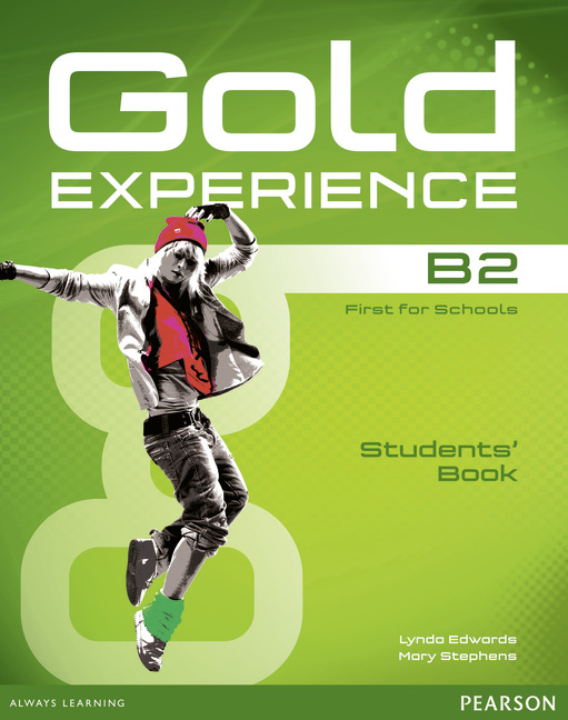 Gold Experience B2: Students' Book (+ DVD-ROM) contemporary topics 3ed 1 sb dvd