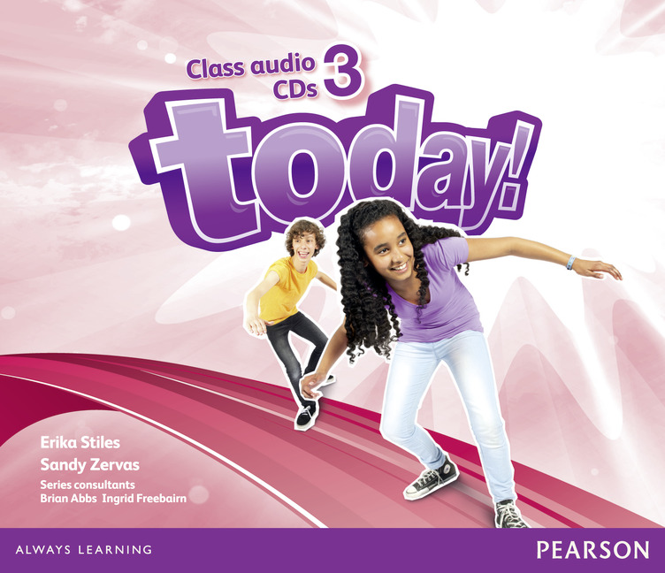 Today! 3 Class Cd go flyers class cd prof notes
