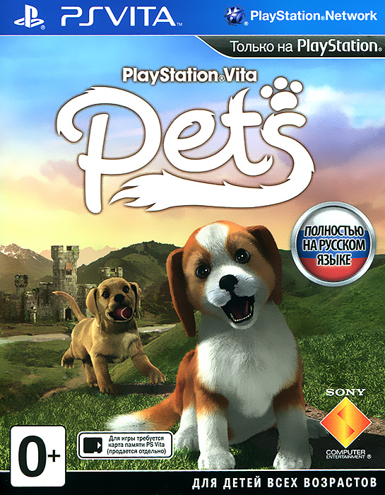 Pets PlayStation Vita (PS Vita) цена