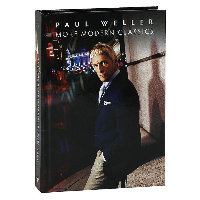 лучшая цена Пол Уэллер Paul Weller. More Modern Classics. Vol. 2. Deluxe Edition (3 CD)