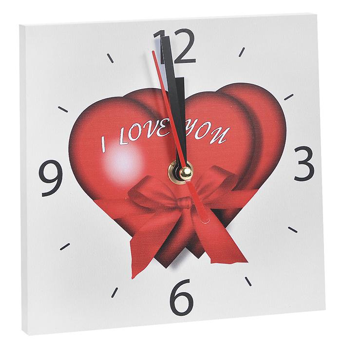"""Часы настенные """"Любовь"""". 95838"""