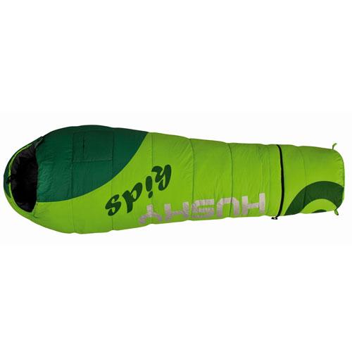 Спальный мешок Husky Husky Kids Magic, левосторонняя молния, цвет: зеленый