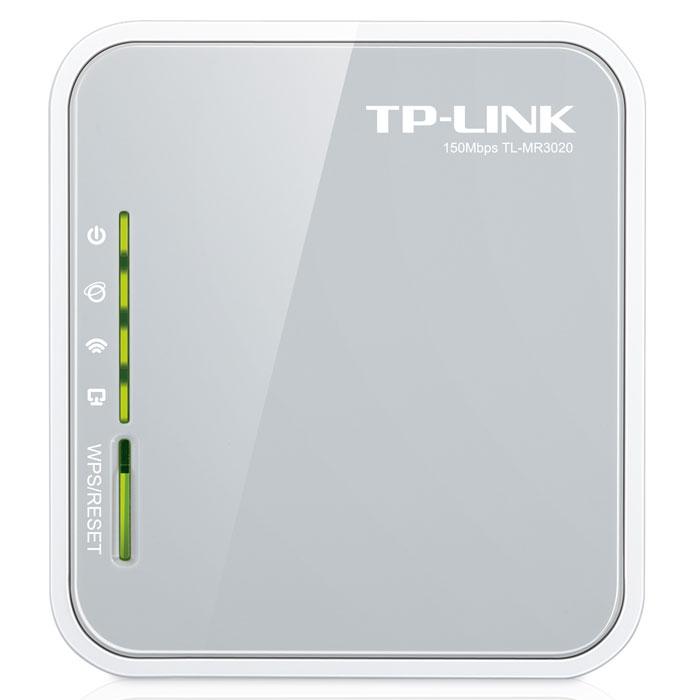 TP-Link TL-MR3020 беспроводной маршрутизатор, ver 3.20