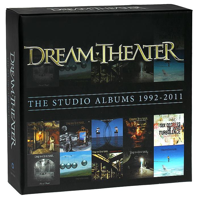 цена на Dream Theater Dream Theater. The Studio Albums 1992-2011 (11 CD)
