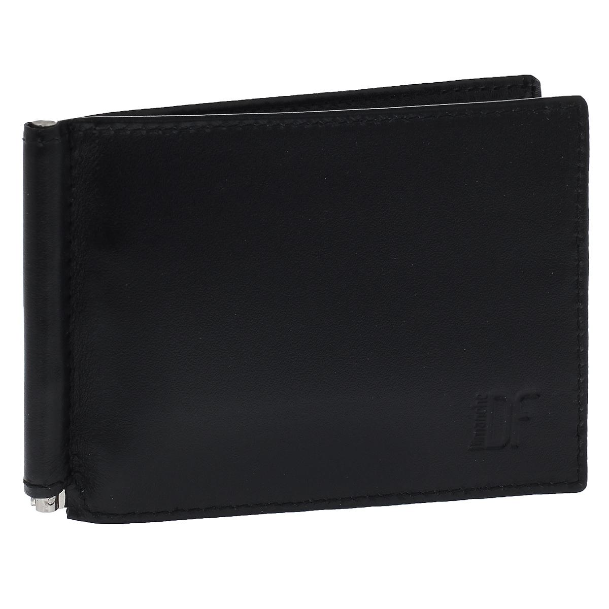 купить Зажим для денег Dimanche Bond, цвет: черный. 969/1 недорого