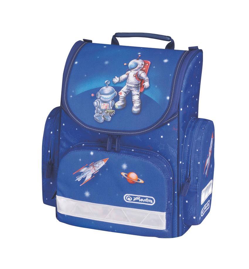 060d2bbd9977 Рюкзак детский Herlitz MINI MINI ASTRONAUT — купить в интернет-магазине OZON .ru с быстрой доставкой