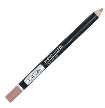 Isa Dora Карандаш для губ Perfect Lipliner, тон №28 Nude Skin, 1,2 г контурный карандаш для глаз isa dora perfect contour kajal тон 66 цвет темно синий 1 2 г