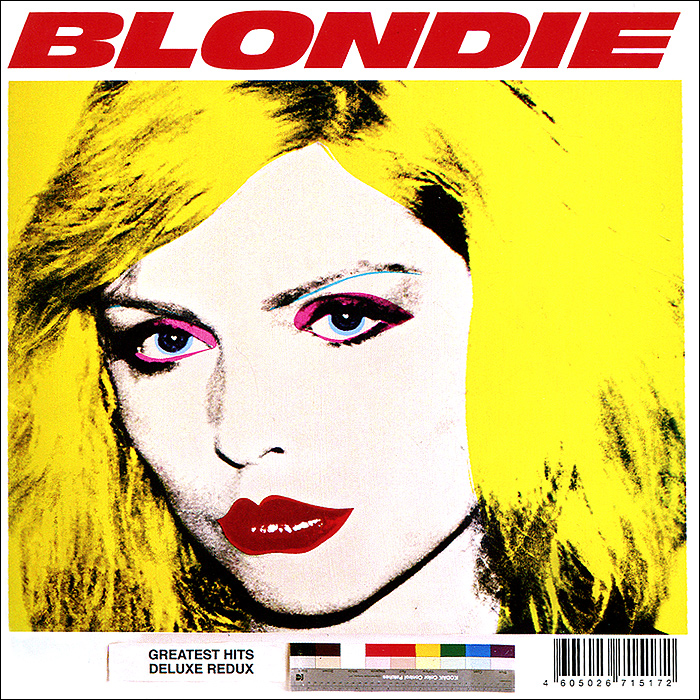 Blondie Blondie. Greatest Hits Deluxe Redux / Ghosts Of Download (2 CD) heart heart greatest hits 1985 1995