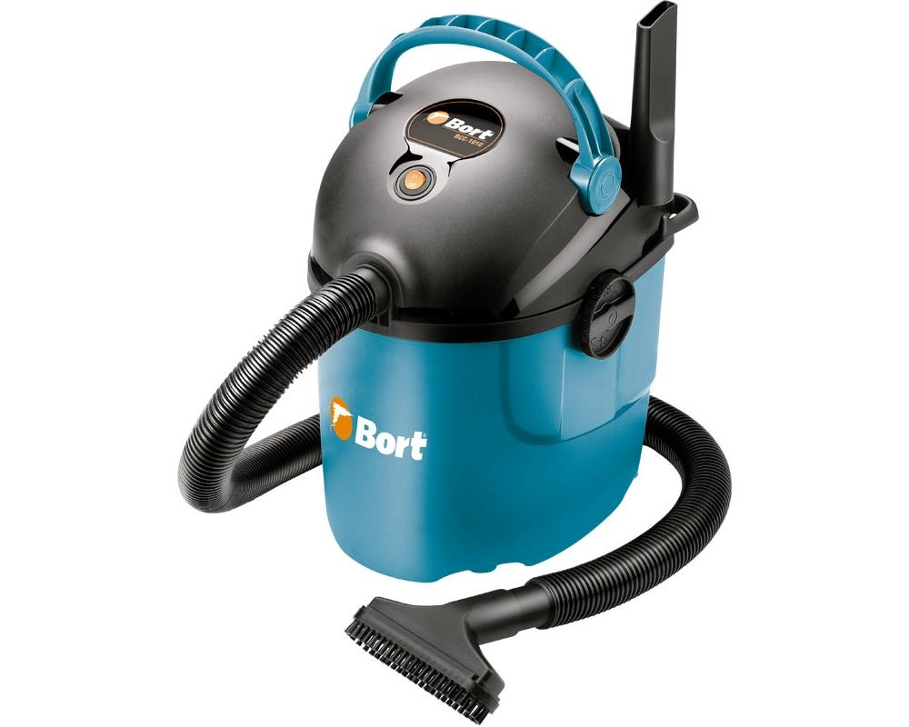 Пылесос для сухой и влажной уборки Bort BSS-1010 пылесос хозяйственный сухой и влажной уборки shop vac super 30 i